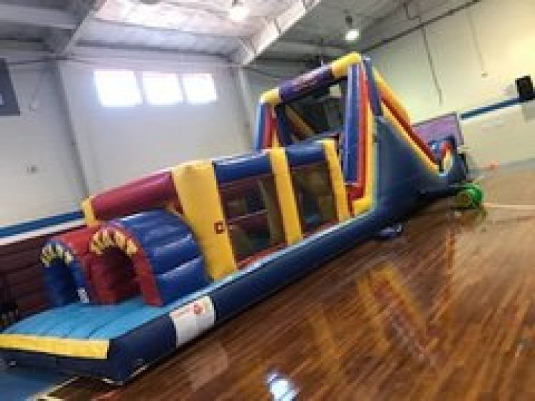 32ft Dry Obstacle Course