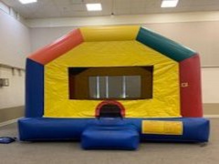 Large Fun Bounce House