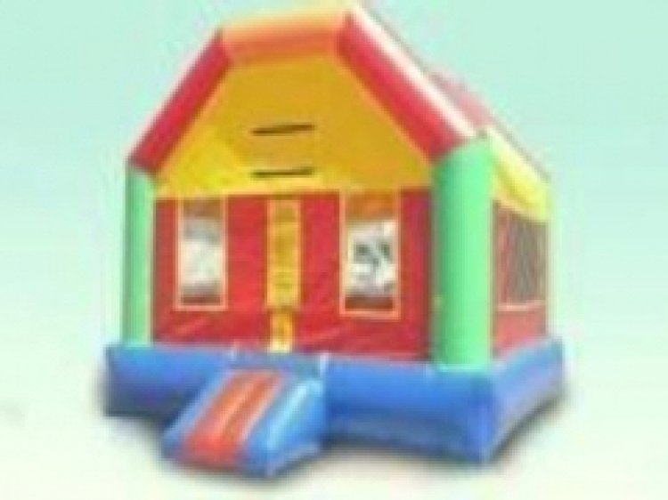 Small Fun Bounce House